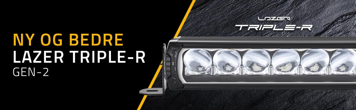 Lazer Triple-R Gen-2