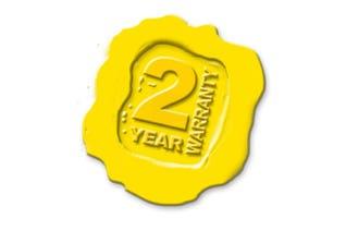 2 års utvidet garanti og forsikring