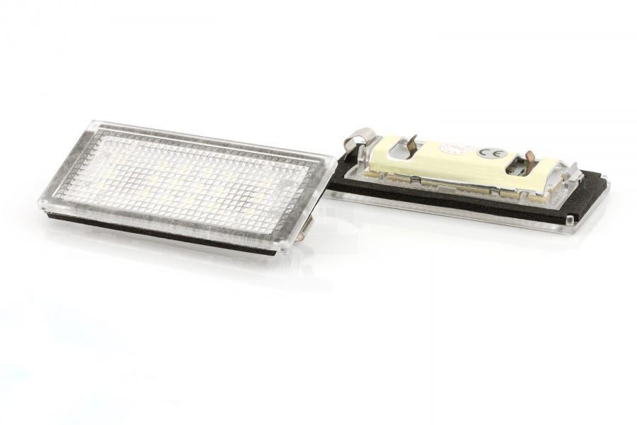Lumen LED skiltlys sett (BMW E46)