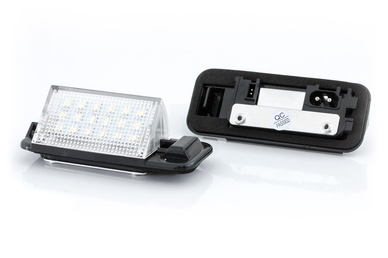 Lumen LED skiltlys sett (BMW E36)