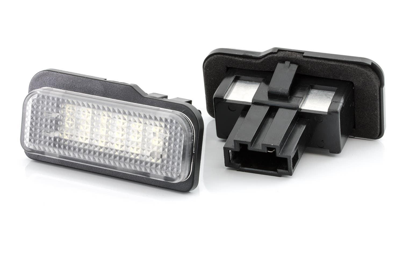 Lumen LED skiltlys sett (Mercedes T2)