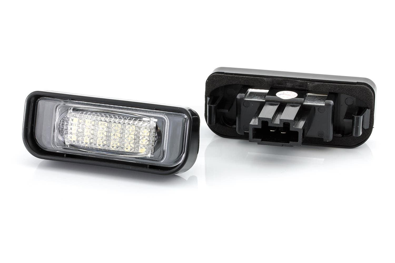 Lumen LED skiltlys sett (Mercedes T3)