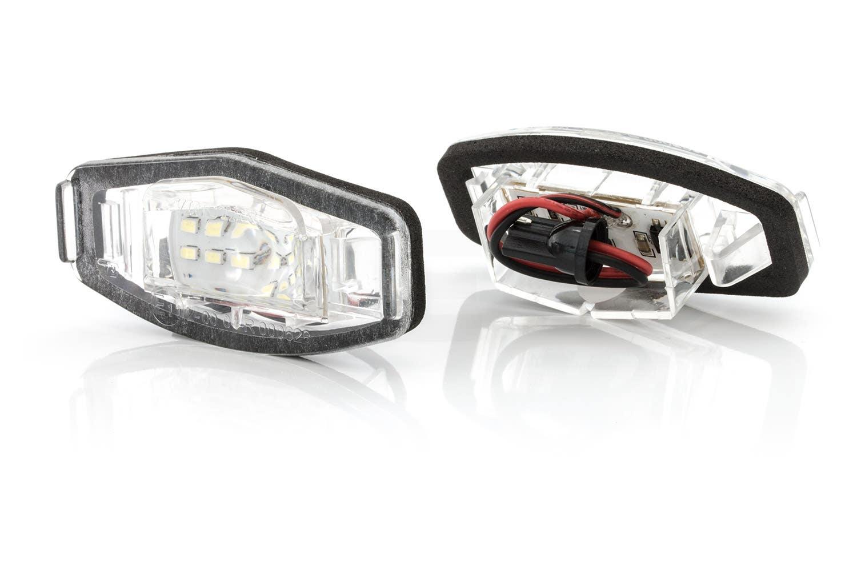 Lumen LED skiltlys sett (Honda T1)