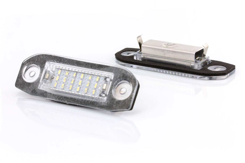Lumen Skiltlys   Lumen LED skiltlys sett (Volvo-T1)
