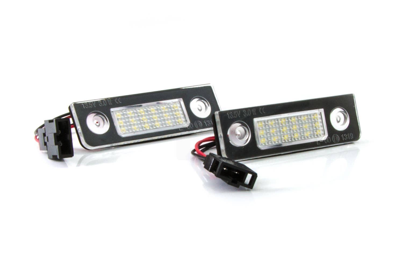 Lumen LED skiltlys sett (Octavia)
