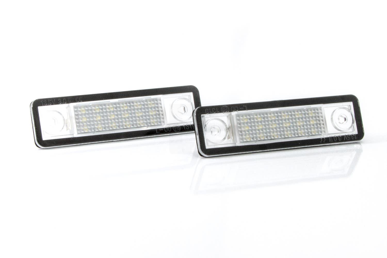 Lumen LED skiltlys sett (Opel T2)