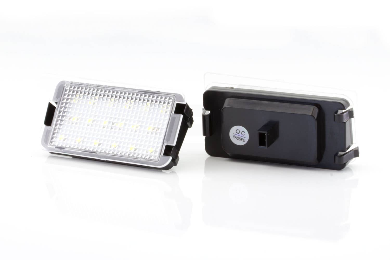 Lumen LED skiltlys sett (Seat)