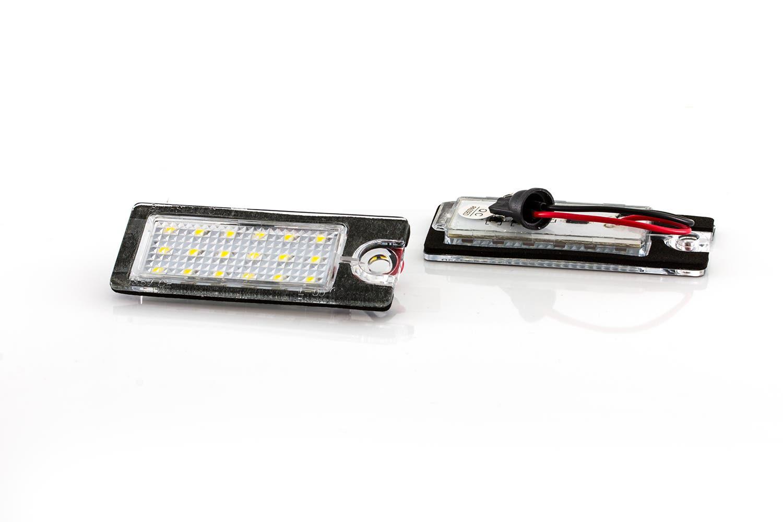 Lumen Skiltlys   Lumen LED skiltlys sett (Volvo-T2)