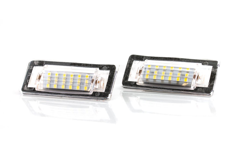 Lumen LED skiltlys sett (Audi T1)