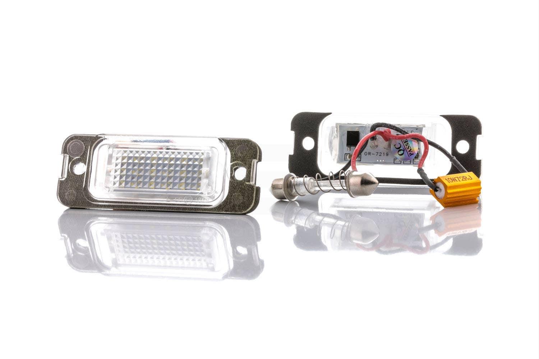 Lumen LED skiltlys sett (Mercedes T6)