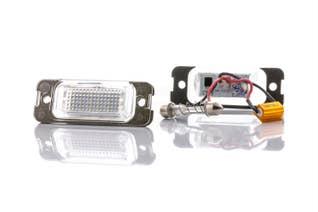 Canlamp LED skiltlys sett (Mercedes T6)