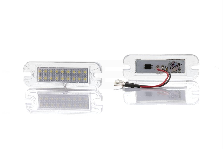Lumen LED skiltlys sett (Mercedes T7)