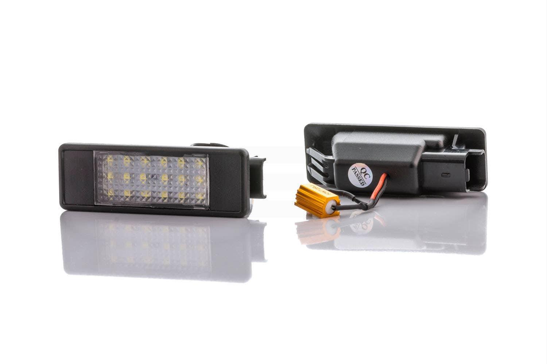 Lumen LED skiltlys sett (Mercedes T8)