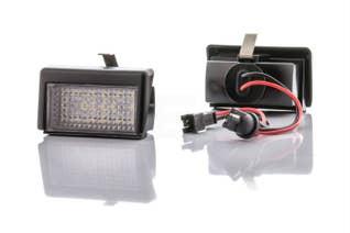 Canlamp LED skiltlys sett (Mercedes T9)