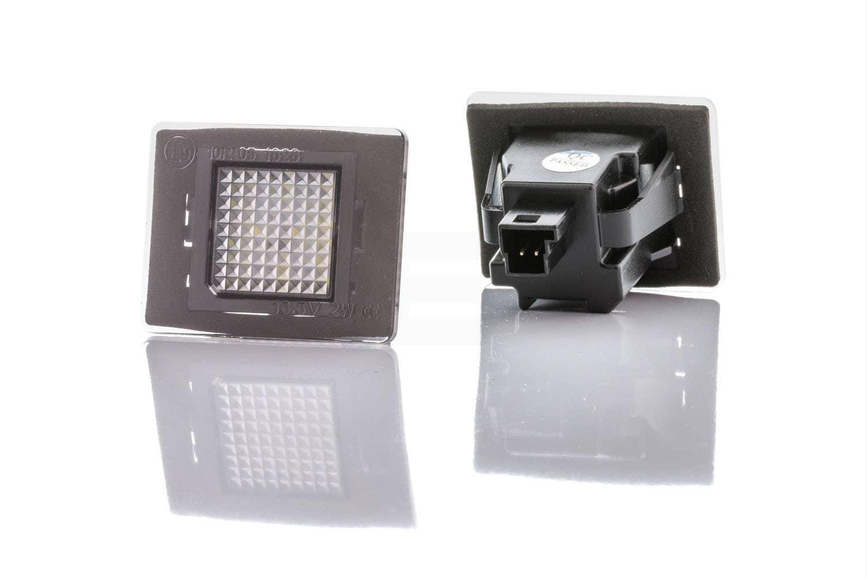 Lumen LED skiltlys sett (Mercedes T10)