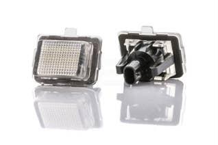 Canlamp LED skiltlys sett (Mercedes T11)