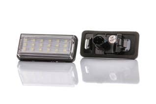 Canlamp LED skiltlys sett (Toyota T2)