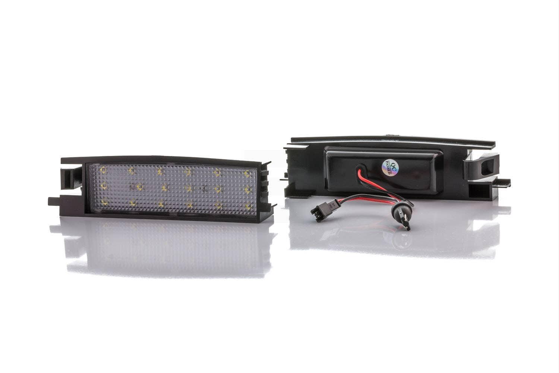 Lumen LED skiltlys sett (Toyota T3)