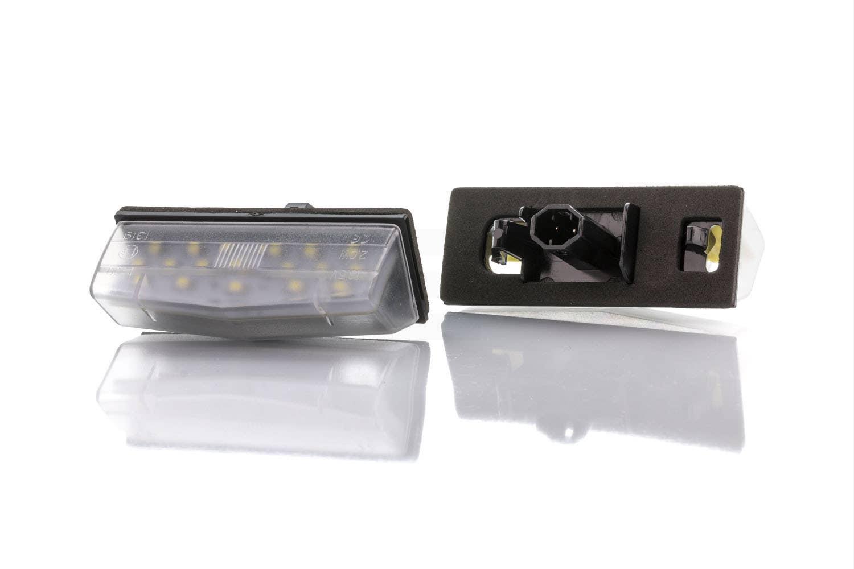Lumen LED skiltlys sett (Toyota T4)