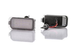 Canlamp LED skiltlys sett (Ford T4)