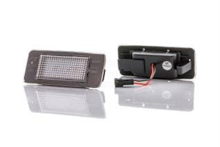 Canlamp LED skiltlys sett (Opel T3)