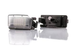 Canlamp LED skiltlys sett (Nissan T1)