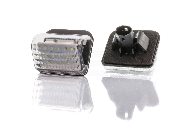 Lumen LED skiltlys sett (Mazda T2)