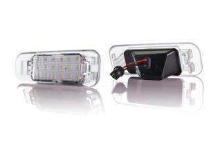 Canlamp LED skiltlys sett (Kia T1)