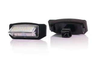 Canlamp LED skiltlys sett (Mitsubishi T1)