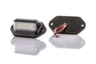 Canlamp LED skiltlys sett (Universal)