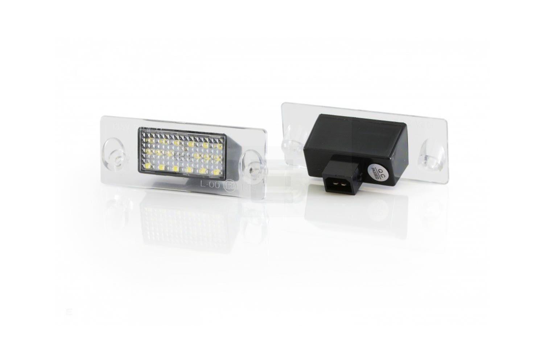 Lumen LED skiltlys sett (Audi T3)