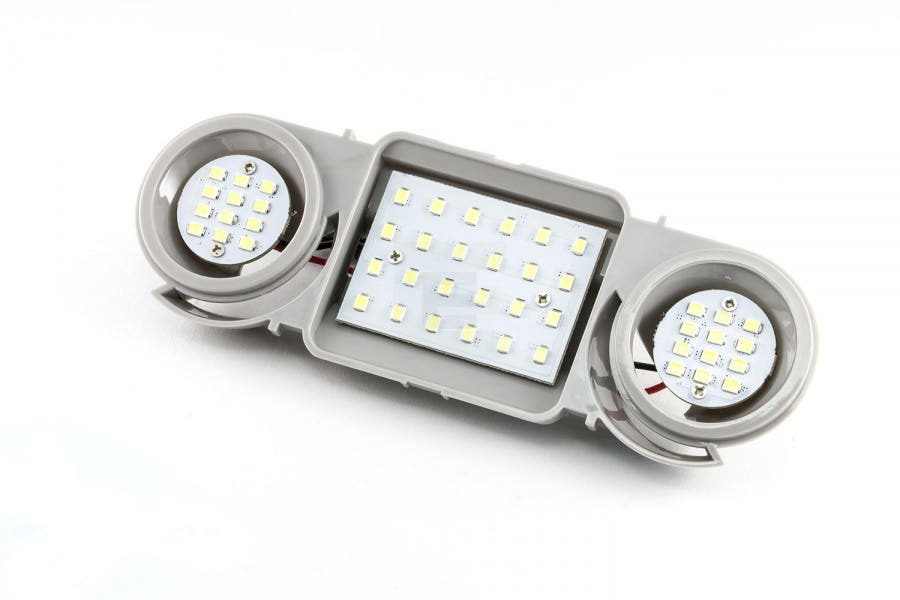 Lumen Taklys LED VW Golf 6 (Taklys Golf 6 - Foran)