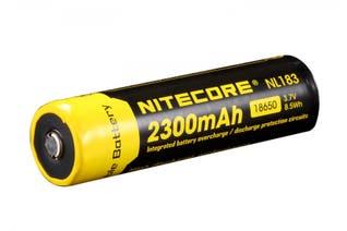 Nitecore 18650 batteri