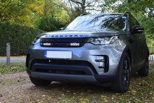 Lazer Land Rover grillbrakett