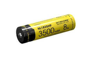 Nitecore 18650 oppladbart batteri