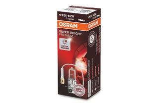 Osram Super Bright Premium H3 halogenpære