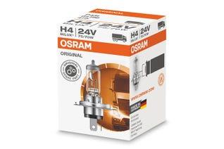 Osram original H4 24v halogenpære