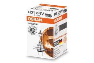 Osram original H7 24v halogenpære