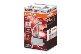 Osram D3S Night Breaker Laser 200%