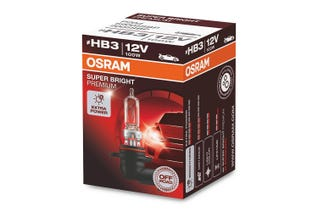 Osram Super Bright Premium HB3 halogenpære
