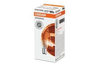 Osram original P21/5W 24v halogenpære