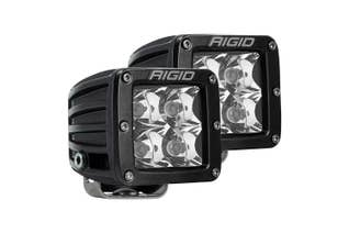 Rigid D-Serie Spot LED fjernlys