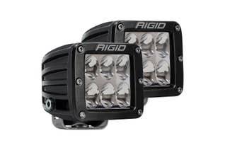 Rigid D-serie PRO Driving LED fjernlys