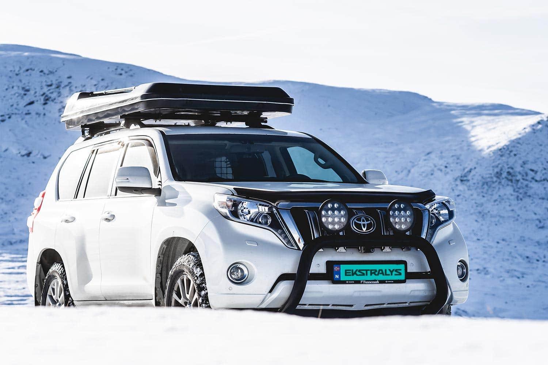 Vintersalg 2021 hos Ekstralys på lys til bil