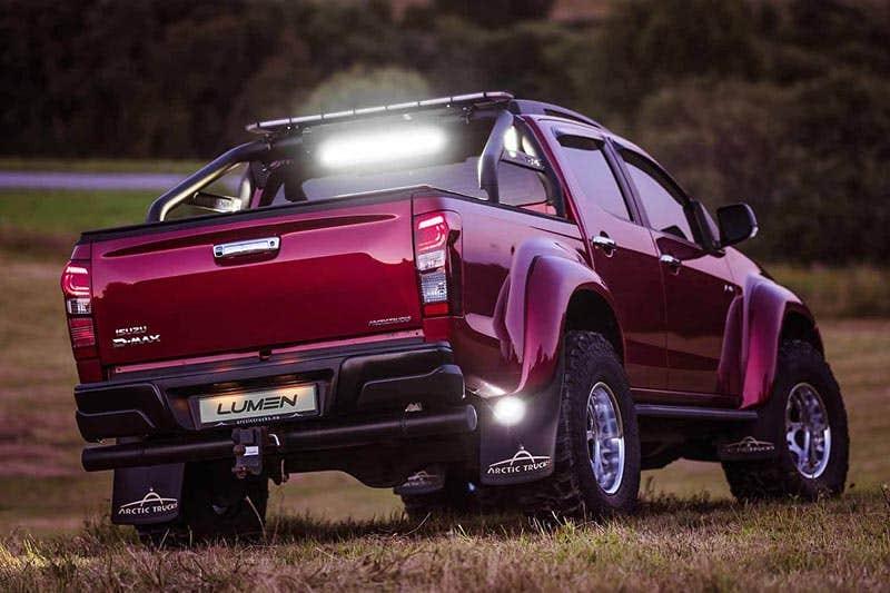 LED bar til bil - hvordan få godt arbeidslys?