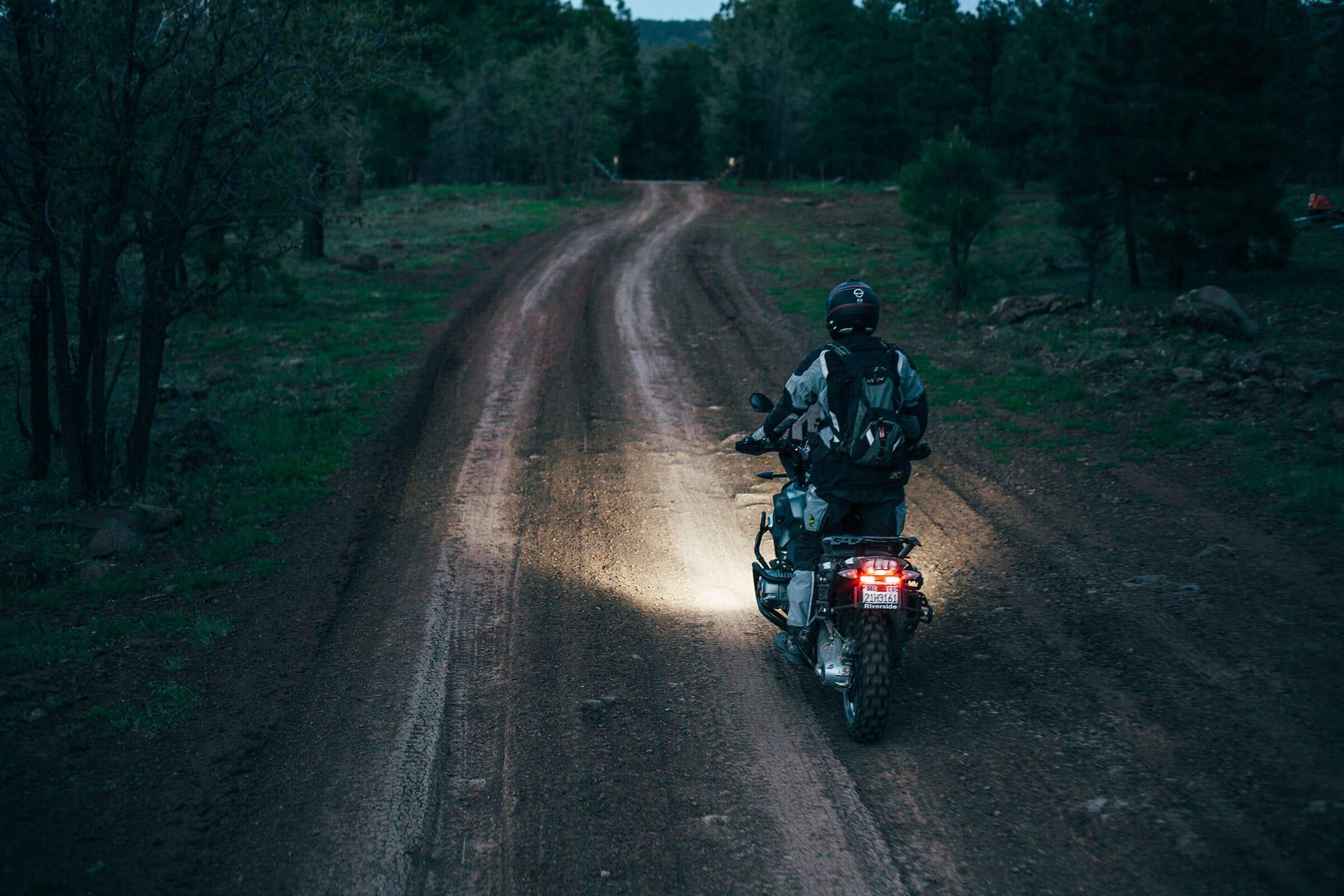 Regelendring for ekstralys på MC og moped